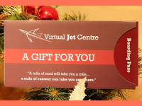 People value experiences more than objects, So give them a flight experience this Christmas for that perfect gift!