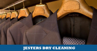 Half Price Dry Cleaning