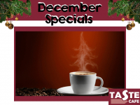 Get your Festive Hot Drinks!!