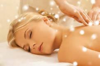 SEASONAL MASSAGE WITH EXTRA HEAD MASSAGE OR FACIAL - JUST £25!