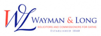 Wayman & Long £50 or £100 of residential conveyancing fees