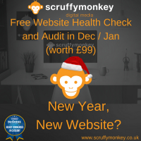 Free Website Health Check and Audit (Worth £99)