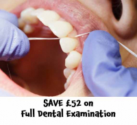 Save £52 with Dental Hygiene Check at Mulgrave Dental Centre on Mondays & Fridays