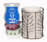 Scentsy Silhouette System