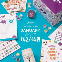 Join Scentsy in January!!