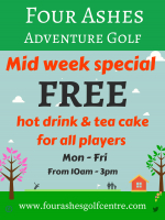 Adventure Golf Mid Week Special Offer