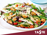 Want to try something Cheesy & Full of Flavour this lunch time?? Taste has the answer!...