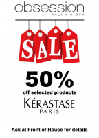 Kerastase Sale Obsession