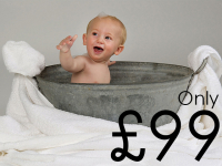 Imagine a professional album to capture memories of your Baby or Family? We have the answer! For only £99!