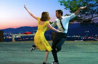A FREE glass of Martini with every evening La la Land ticket!