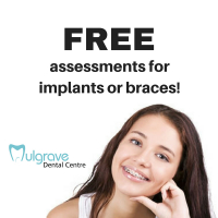 FREE Assessment for braces or implants at Mulgrave Dental Centre