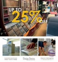 Up to 25% OFF Selected Ranges at Milners Ashtead