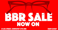 Great BBR Sale!