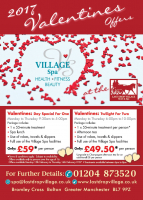 The Last Drop Spa Valentine's Offer