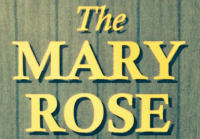 10% OFF all food at the Mary Rose pub!