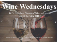 Wine Wednesdays at Olive.