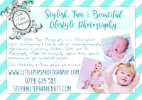 Special Offer on Children's Photo Shoot