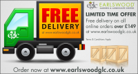 Free Delivery on All Online Orders Over £149