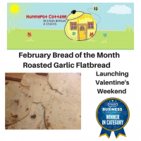 Hunnypot Cottage Bread of the Month offer - February