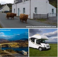 lochness, the best of the highlands, north coast 500