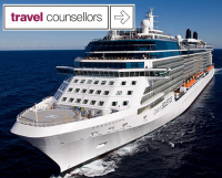 Set sail on a Celebrity Cruise with Travel Counsellors