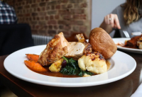 sunday, roast, skyfall, reastaurant, brighton, and, hove