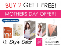 Buy 2 Get One Free! at Hi Style
