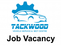 VEHICLE TECHNICIANS / MOT TESTERS REQUIRED IN ST NEOTS