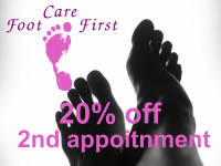 New Client Offer - 20% Off 2nd Appointmanet