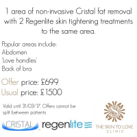 Cristal Fat Removal & Regenlite Skin Tightening