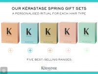 Kerastase Spring Gift Sets at Obsession Salon & Spa Lichfield