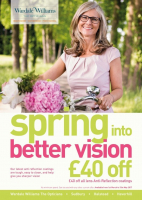 Spring into Better Vision at Wardale Williams