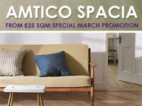 Amtico Spacia Flooring from just £25 sqm at Milners