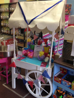 Candy Cart Party Package