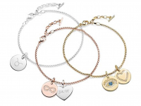 Personalised Love Coins from ES Jewellery