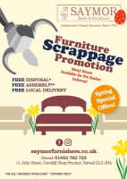 Furniture Scrappage Promotion