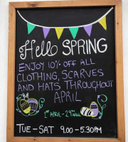 10% OFF Clothing Scarves and Summer Hats at Bumbles in Ashtead @BumblesAshtead