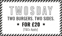 skyfall, restaurant, in, hove, burgers, staeks, beers, shakes, tuesday, special, offer