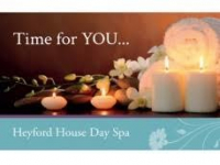 Heyford, voucher, spa, beauty