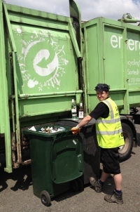 Recycling in Manchester