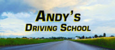 Andy's Driving School Sponsorship