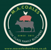 M A Coales High Class Family Butchers