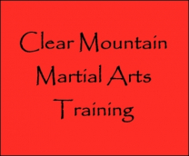 Clear Mountain Martial Arts Training