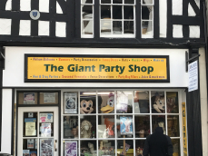 The Giant Party Shop
