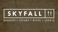 new, skyfall, restaurant, in, hove, burgers, shakes, logowhite