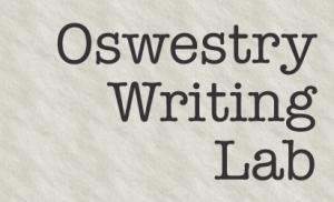 Oswestry Writing Lab - New Venue
