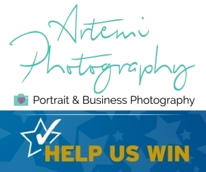 Artemi Photography Logo