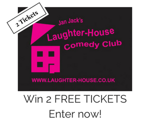 Jan Jack's Laughter House Tickets