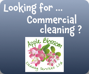 Apple Blossom Cleaning