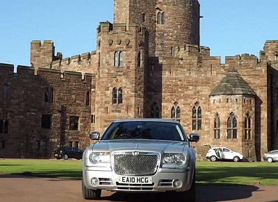 Travel Dajomer for airport transfers in Manchester